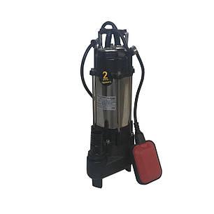 Насос фекальный Optima V250 0.3 кВт, фото 2