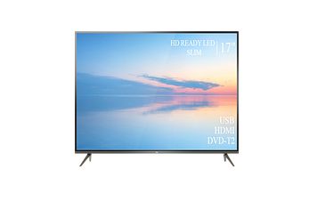 """Телевізор TCL 17"""" HD-Ready DVB-T2 USB Гарантія 1 РІК!"""