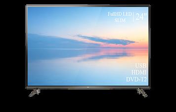 """Телевізор TCL 24"""" FullHD DVB-T2 USB Гарантія 1 РІК!"""