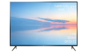 """Телевізор TCL 32"""" FullHD DVB-T2 USB Гарантія 1 РІК!"""