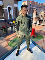 Мужской спортивный костюм Madmext mk 2 khaki, фото 1