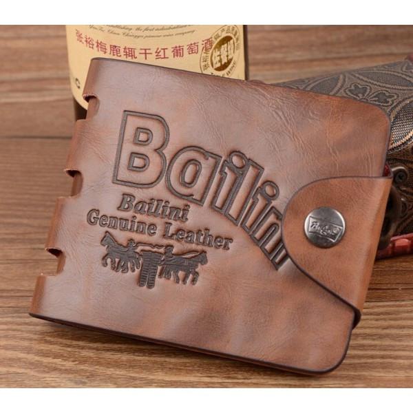 Мужское портмоне Bailini кошелек бумажник