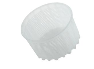 Форма для приготовления мягкого сыра круглая 0,6 л