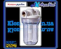 AquaKut Mignon Gusam фильтр колба для котла 2P 5' 1/2'  три выхода (с дозатором) HD