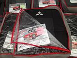 Авточохли на Mitsubishi Outlander 2012 wagon, фото 6