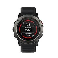 Силиконовый ремешок для спортивных часов, Подходит к моделям: fenix 5x Plus, fenix5x, fenix3. FS1763-10, фото 1