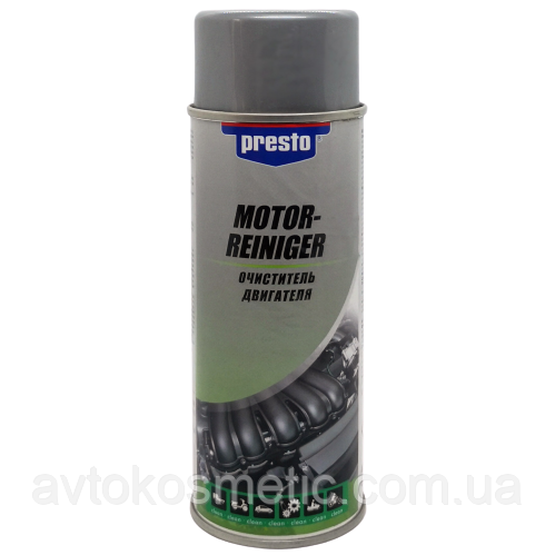 PRESTO - Очиститель двигателя