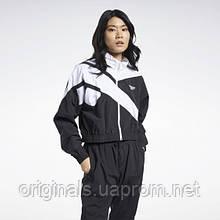 Укороченная куртка на молнии Reebok Classics Vector FT8170 2020/2 женская