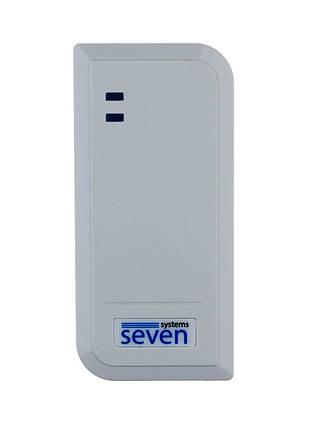 Контролер доступу + зчитувач SEVEN CR-7462w, фото 2
