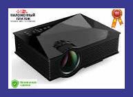 Портативный мультимедийный проектор UNIC 46 WIFI черный