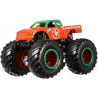 """Базовая машинка-внедорожник 1:64 серии """"Monster Trucks"""" Hot Wheels (в асс.) FYJ44, фото 1"""