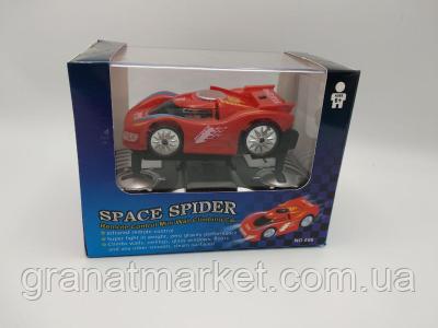 Антигравитационная машинка Space Spider, ездит по стенам