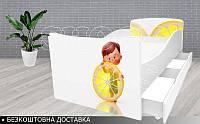 Кровать ЛАЙМОН КИНДЕР, фото 1