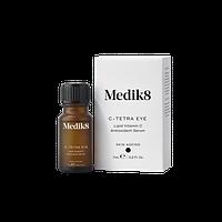 Medik8 C-Tetra Eye Lipid Vitamin C Antioxidant Serum Дневная сыворотка вокруг глаз с витамином С 30 ml