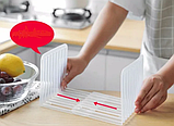 Висувний органайзер для холодильника 14(23)*14*14.5 см, фото 4