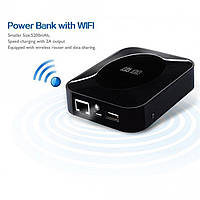 Power Bank Yoobao + Wi-Fi 5200 mAh Mytour YB-628
