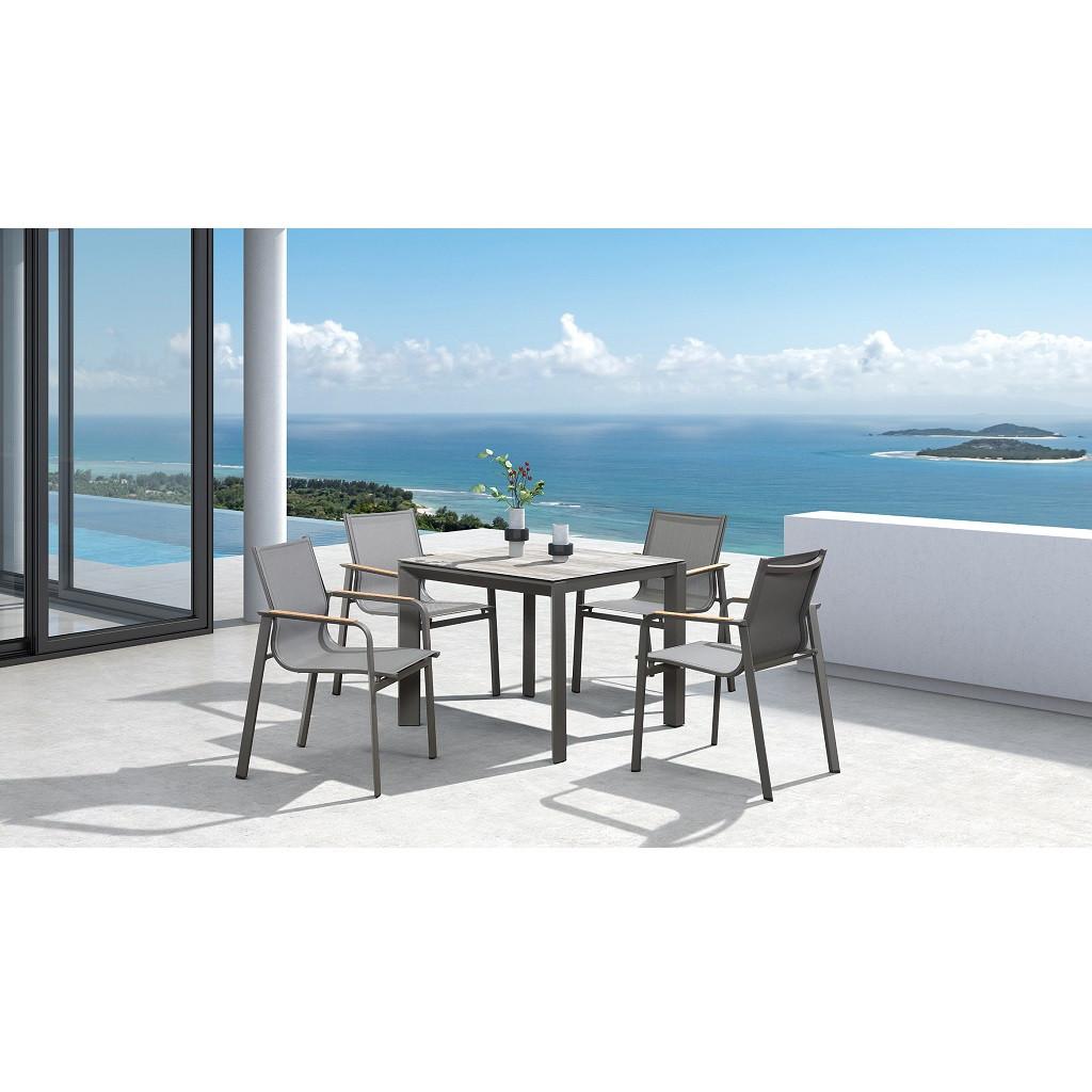 Обеденный стол RONA 90х90х75