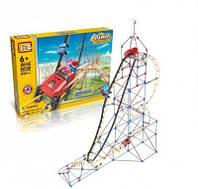 Электромеханический конструктор LoZ Amusement Park Roller Coaster 534 Детали