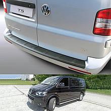Пластиковая накладка заднего бампера для Volkswagen Transporter T5 2009-2015 (PAINTED BUMPER)