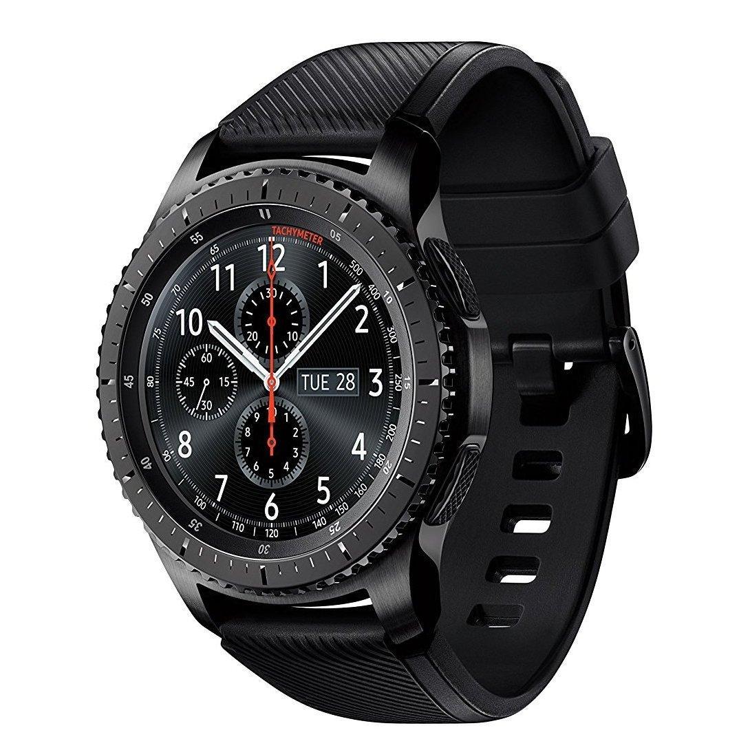 Силиконовый ремешок для спортивных часов, Подходит к Samsung Gear S3 Frontier,   FS1765-10