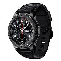Силиконовый ремешок для спортивных часов, Подходит к Samsung Gear S3 Frontier,   FS1765-10, фото 1
