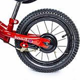 Велобег Scale Sports. Красный цвет., фото 3