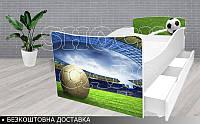 Кровать ФУТБОЛ КИНДЕР, фото 1