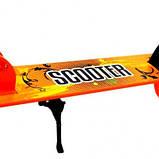 Двухколесный самокат Складной Scooter 460 Orange, фото 3