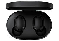 Беспроводные наушники Mi True Wireless Earbuds Basic (ZBW4480GL) Black Уценка