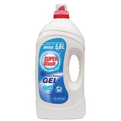 """Жидкое концентрированное средство для стирки """"Super Wash Universal"""" - 5.6л"""