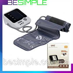 Електронний автоматичний тонометр UKC BL-8034 / Вимірювач тиску