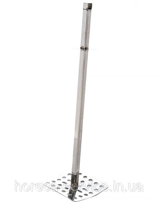 Картофелемялка нержавеющая профессиональная L 640 мм (шт)