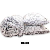 """Одеяло лебяжий пух """"Venzel"""" 2-сп. + 2 подушки 70х70, 41-26113"""