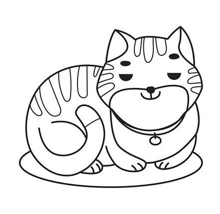 """Серія Розфарбовка для малят """"Коти та собаки"""" укр. 403471, фото 2"""