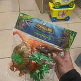 Игровой набор Планета динозавров 66652, фото 3
