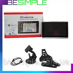 Автомобільний навігатор GPS 6002 ddr2 / сенсорний екран