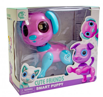 Интерактивная собака - Cute friends smart puppy Lollipop 8311