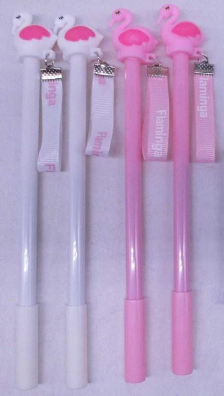 """Ручка шариковая """"Фламинго с ремешком"""", 580-BP"""
