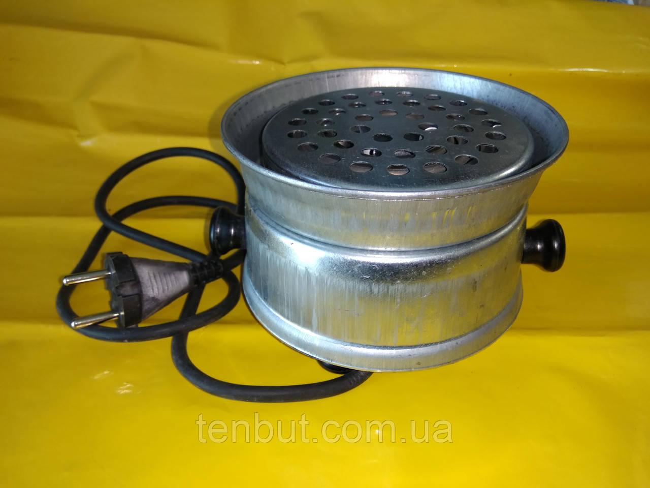 Электроплита МИНИ Caesar настольная 1 - конфорочная 220 В. / 600 Вт. производитель Турция