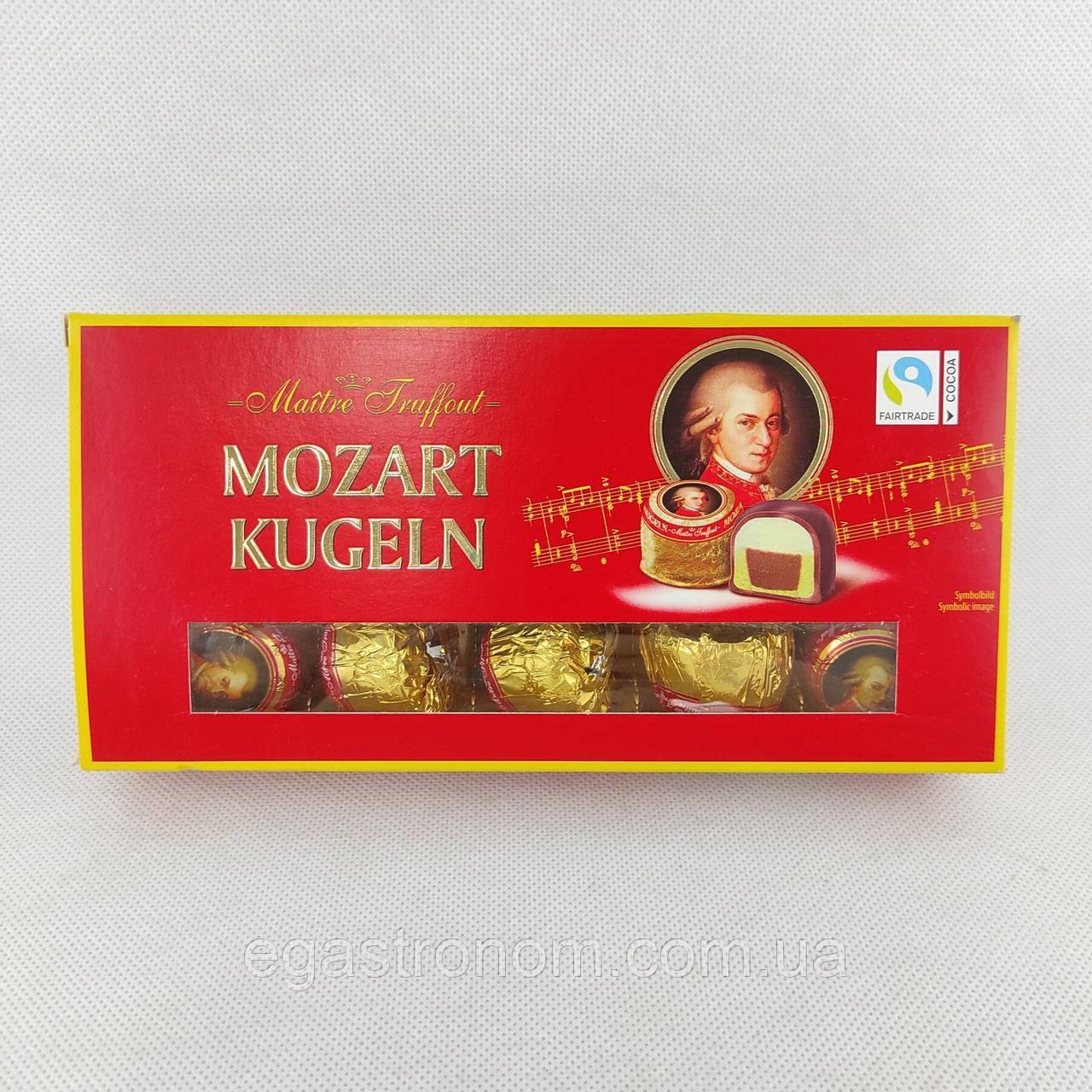 Цукерки Мозарт Mozart Balls 200g 20шт/ящ (Код : 00-00001496)
