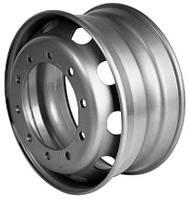 Грузовые диски стальные Hayes Lemmerz  22,5х9,00 10х335 ЕТ161 DIA281 без фасок
