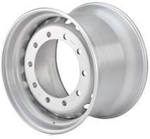 Грузовые диски стальные Hayes Lemmerz  22,5х14,00 10х335 ЕТ0 DIA281 без фасок