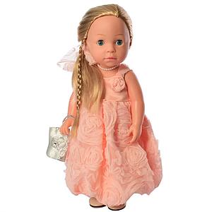 Детская интерактивная кукла M 5413-16-1 обучает странам и цифрам (Блондинка) 1254796580