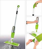 Умная Швабра с распылителем UKC Healthy Spray mop 3 в 1 двухсторонняя