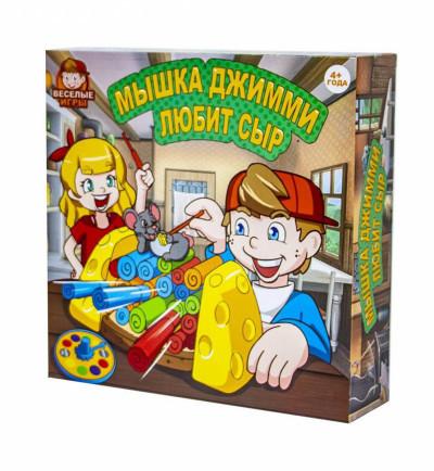 Настольная игра Мышка Джимми B3108R