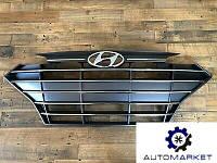 Решетка радиатора (Уточняйте комплектацию!) Hyundai Elantra 2019-