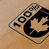 Пенниборд Canada. Черные светящиеся колеса., фото 7