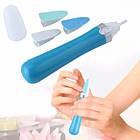 Электрическая пилка Scholl для маникюра и ухода за ногтями, фото 7