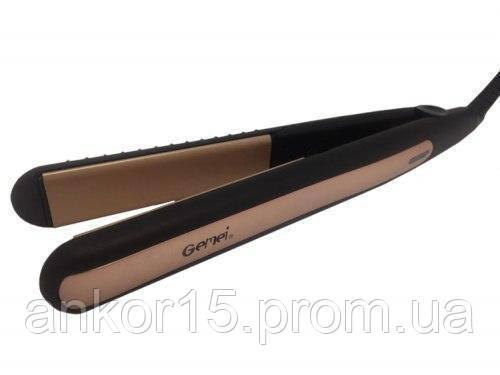 Прасочка для волосся випрямляч Gemei GM-2955