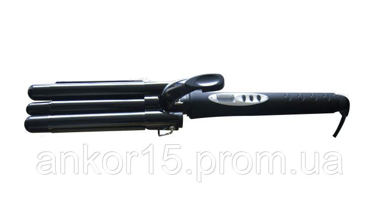 Тройная плойка для волос Pro Revlon M601C
